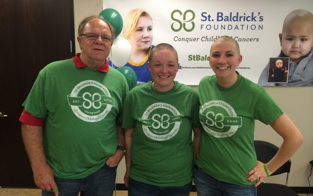 Rabine Group Foundation Work for St. Baldrick's